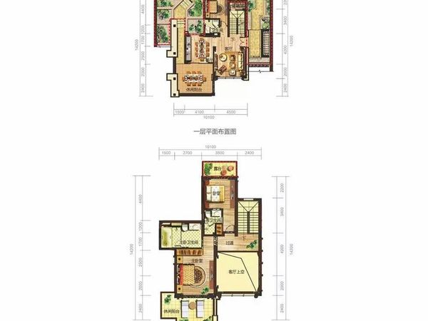 富力湾  独栋半山豪宅别墅 正面观海 纯地上三层 现房-室内图-10