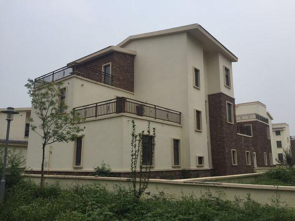霸州金亨世家 独栋别墅 绿化率超高 高档小区