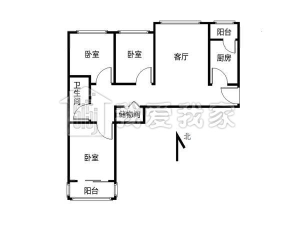 [我爱我家 相约米兰] 晨光家园 470.0万元 好楼层好位置低价位