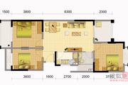 小户型一房一厅超优惠 空气好养生度假旅游养老之城现房报机票住-室内图-11