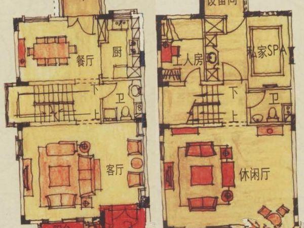 东方夏湾拿别墅 中国首座拉丁半岛国际社区 全新一手别墅 免佣
