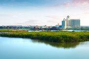 澄迈富力红树湾,精装小洋房享内外双海景观,2200亩湿地公园-室内图-9