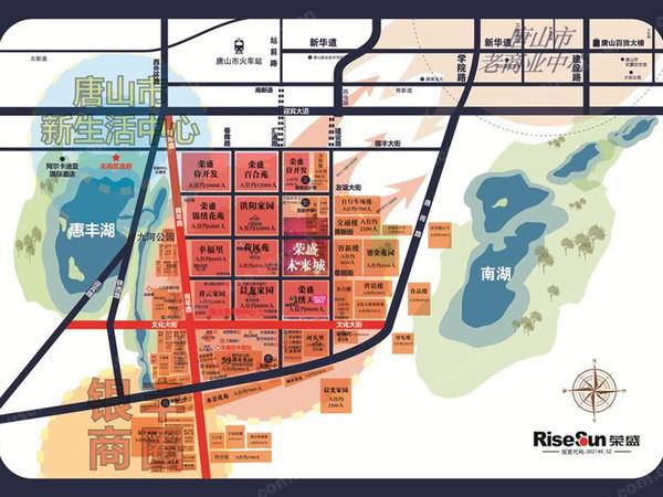 洛溪岛未来几年规划图