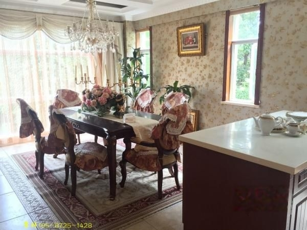 度假区海韵枫丹 端头600平668万 6室 诚心出售 豪38-室内图-1