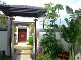 三亚海棠湾福湾壹号一线海景独栋别墅全方位的看海视觉
