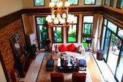 碧桂园美浪湾休闲度假养生居住是一个高绿化的舒适养生度假区