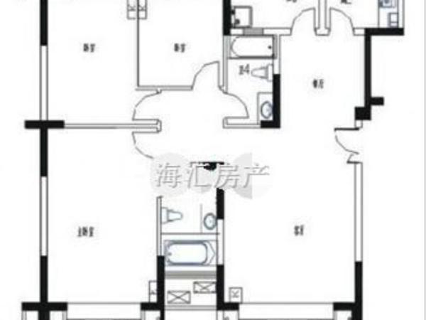 曲江南苑-户型图4