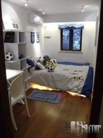 后湖汉口城市广场双地铁公寓44平精品Loft买一层送一层-室内图-1