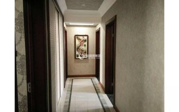 嘉俊花园 装四室 电梯六楼 通透户型 景观 环境-室内图-10