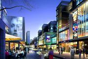 南窑火车站现铺发售高铁 即将到达鑫都韵成临街铺面