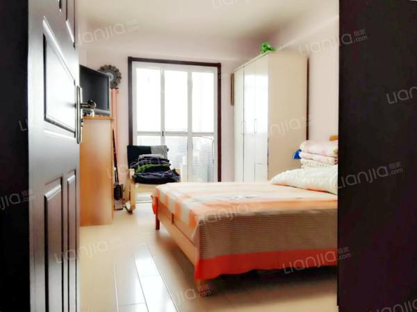 通透精装两室户型 采光好 看房方便-室内图-1