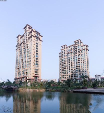 海口后花园 坐拥山海湾 板楼2房通透32万高铁直达 温泉养生-室外图-363113748