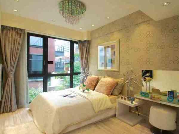 首付两成买现房现房即买即住70年产权可落户马街摩尔城-室内图-4