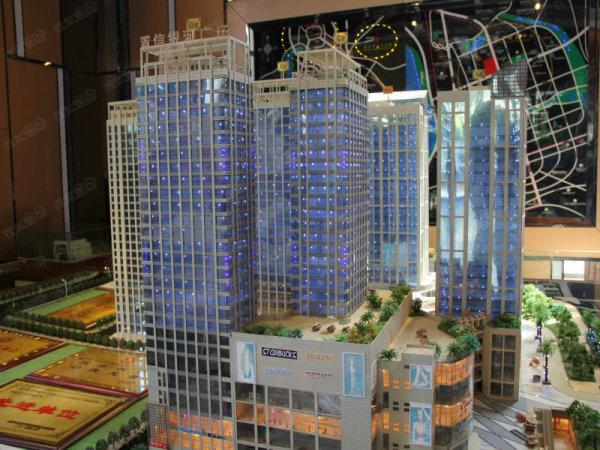 呈贡地段 昆明市政府春融街地铁口购物广场商铺现售-室内图-1