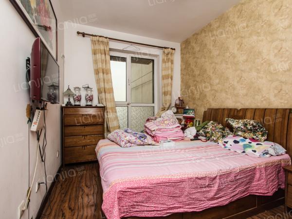 花园伍座 通透户型 精装双阳两室 拎包入住-室内图-3