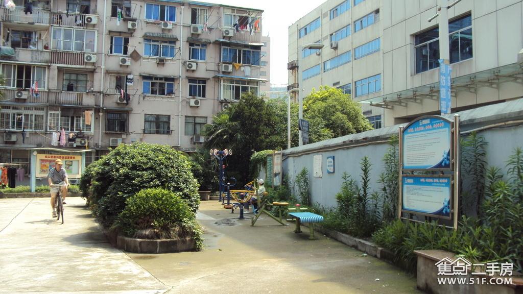 香港小区风景图片