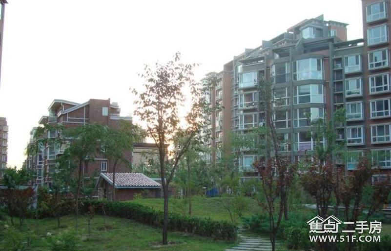 北京通州北关环岛别墅