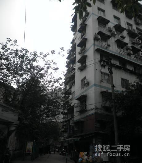 重庆小区  金刚塔小区