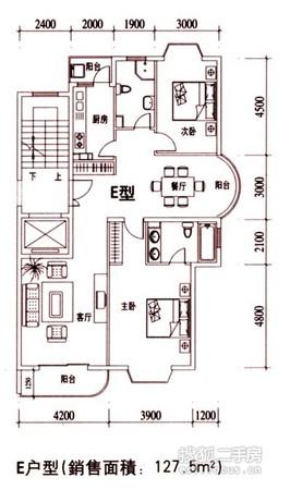 汤泉逸墅-户型图6
