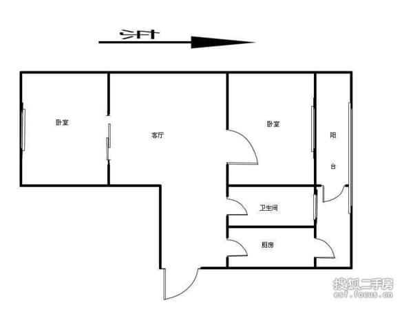 和睦西里-户型图4
