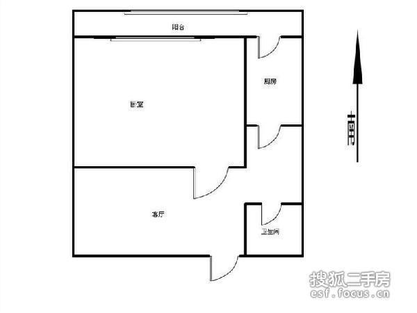 和睦西里-户型图7
