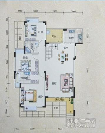 长12米宽6楼房设计图效果展示